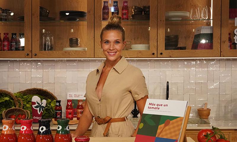 """Patricia Montero: """"Álex (Adróver) me adentró en el maravilloso mundo de la cocina"""""""