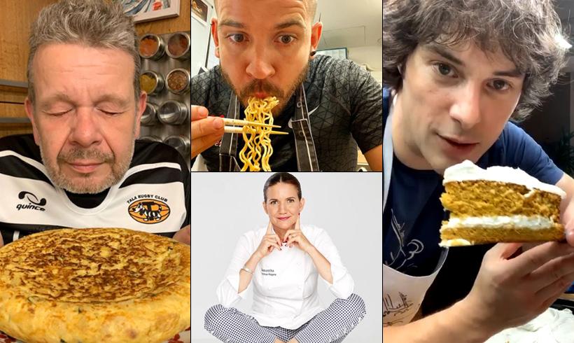 'Top ten': ¿Sabes qué cocineros tienen más seguidores en Instagram?