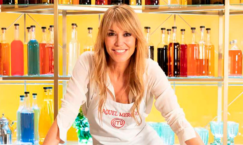Raquel Meroño se pone a prueba ante su exmarido y sus hijas en 'MasterChef Celebrity'