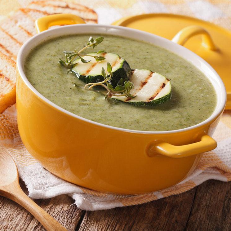 10 deliciosas cremas de verduras que reconfortan