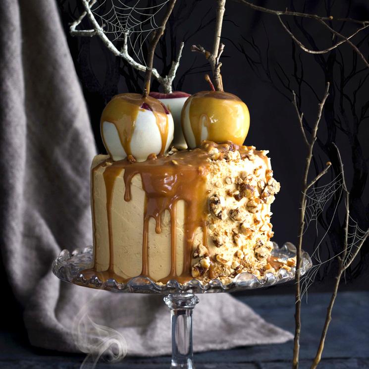 La espectacular tarta con la que triunfarás este Halloween