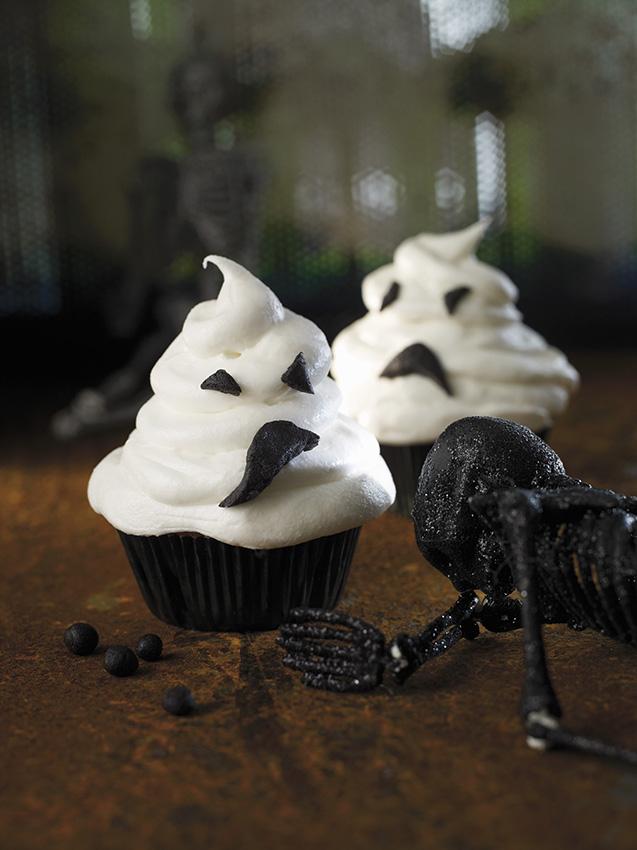 cupcakes-halloween-chocolate-fantasma