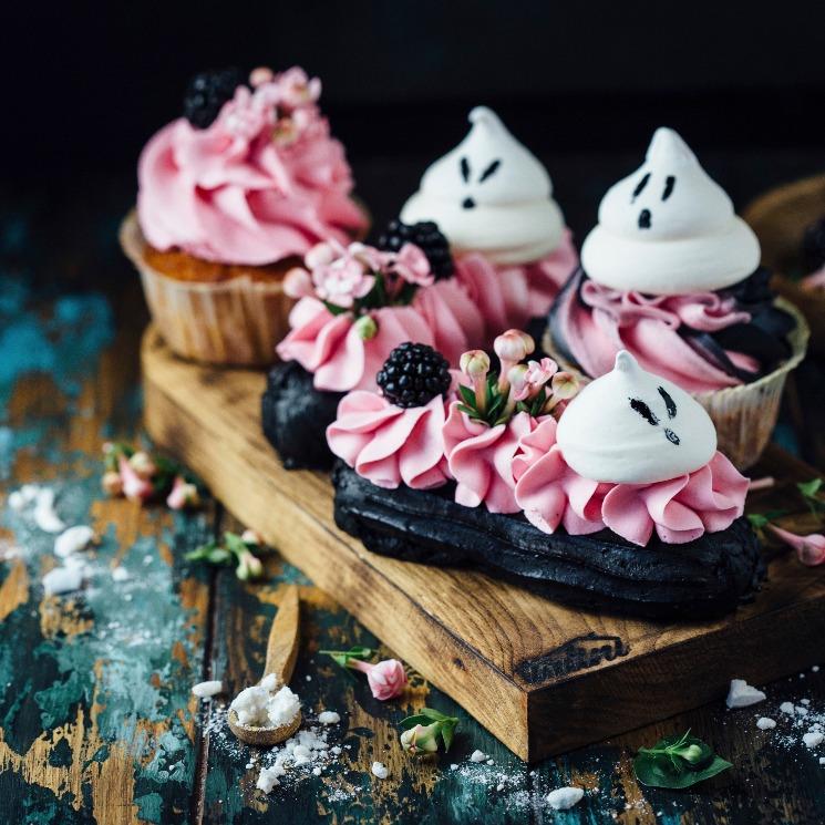 'Cupcakes' terroríficos que son también una dulce tentación