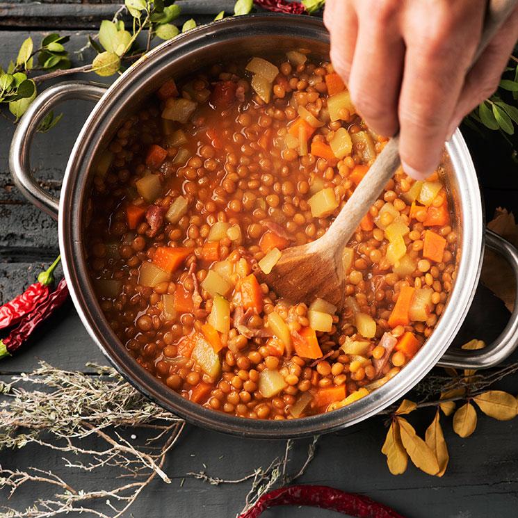 Recetas con legumbres que son ideales para el otoño