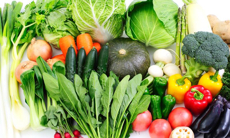 ¿Sabes cuáles son las diez verduras con menos calorías?