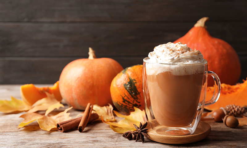 ¿Una tarde gris? Este 'Pumpkin Spice Latte' casero te la alegra seguro