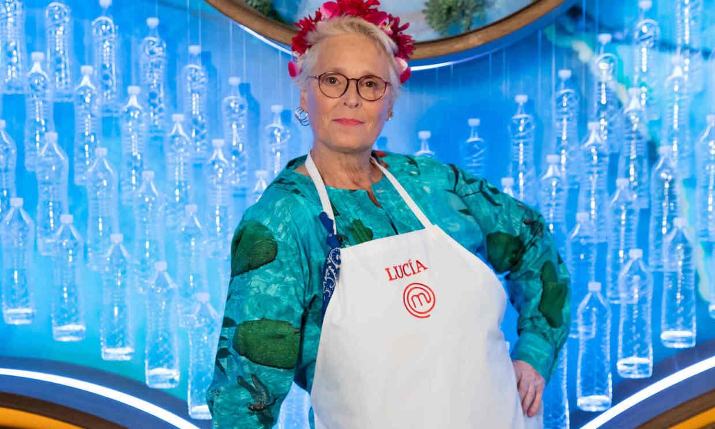 Lucía Dominguín, de nuevo expulsada de 'MasterChef Celebrity'