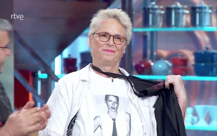 MasterChef Celebrity Lucía Dominguín