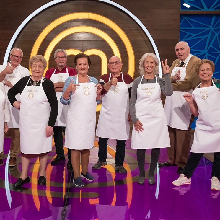 'MasterChef Abuelos', la nueva apuesta del programa gastro más famoso de la tele