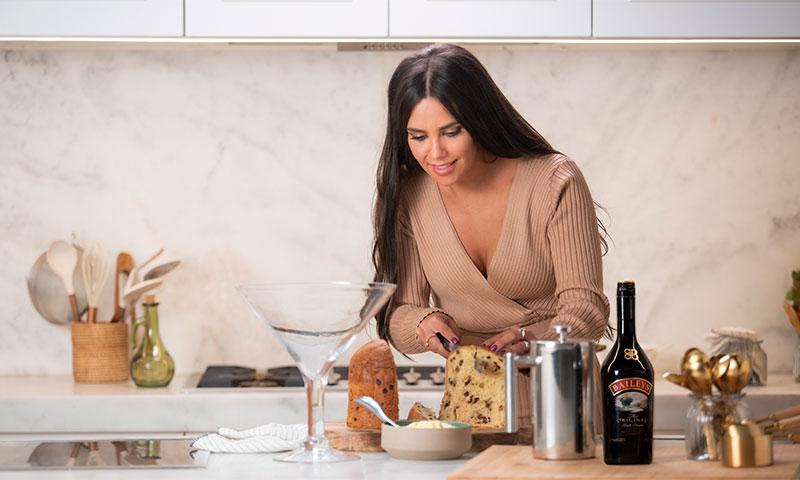 Cristina Pedroche comparte su 'capricho dulce' para esta Navidad