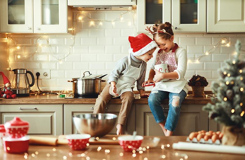 Postres de Navidad Cocina Nestlé: Tarta de galletas