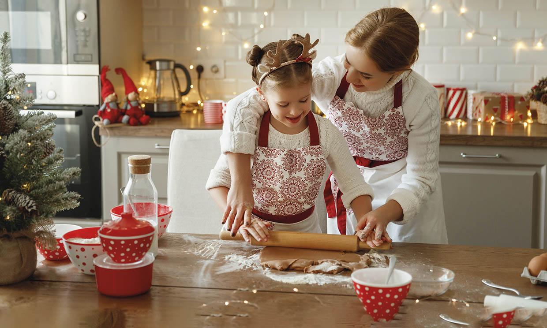 Navidad, Navidad... Dulce Navidad: deliciosa tarta de galletas para unas fiestas diferentes