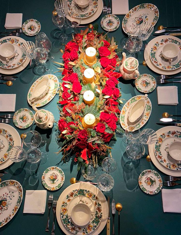 Cómo preparar una cena navideña de lujo