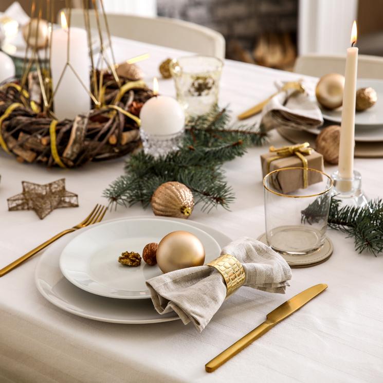 Protocolo en la mesa (navideña): los errores más frecuentes