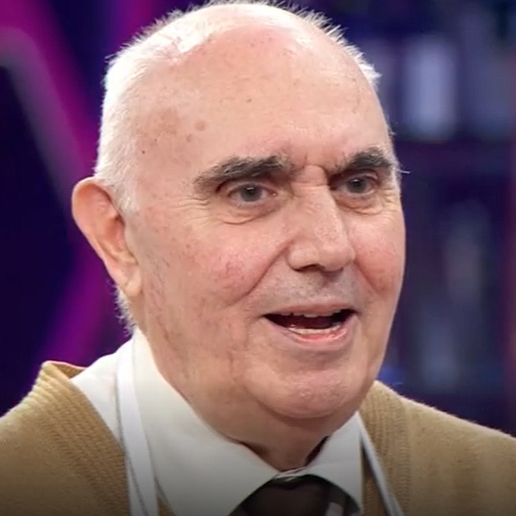 ¡Sorpresa! Uno de los concursantes de 'MasterChef Abuelos', es el padre de un presentador de televisión