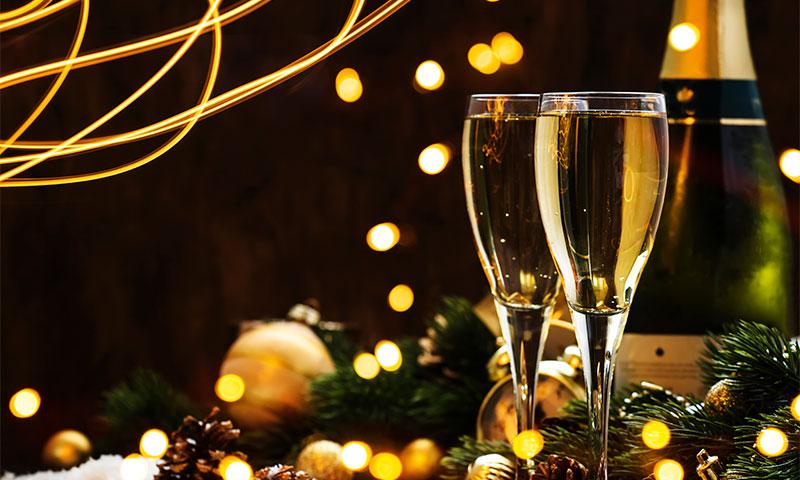 Las mejores burbujas para estas fiestas