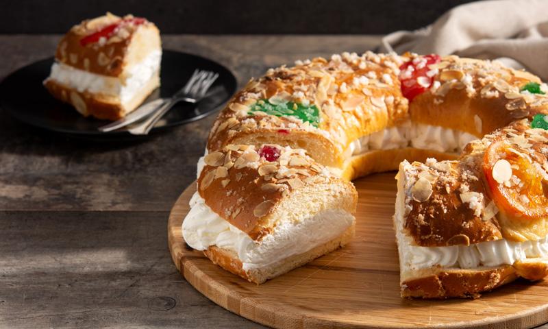 12 roscones muy 'top' para el Día de Reyes