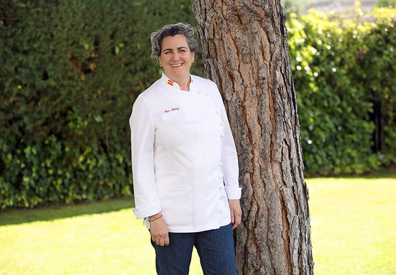 Sacha es el restaurante favorito de Pepa Muñoz