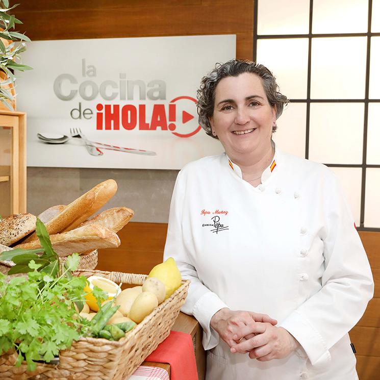 Pepa Muñoz: 'mi restaurante favorito es Sacha porque para mí es un lugar muy entrañable'
