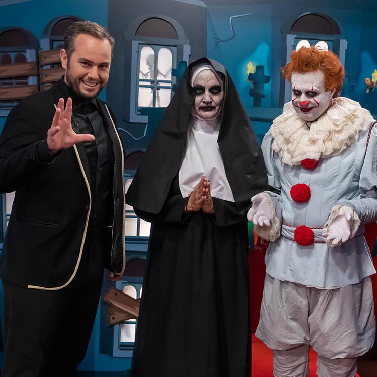 Semifinal de 'MasterChef Junior': magia, terror y la visita más entrañable