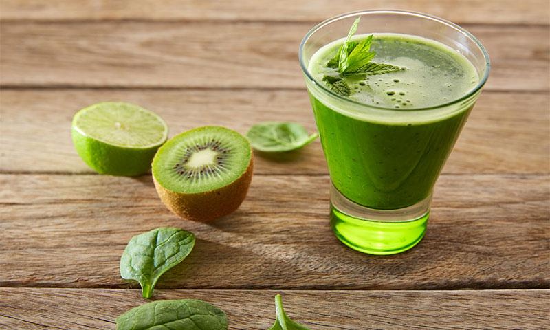Empieza el año poniendo tu organismo a punto con estos 10 'smoothies'