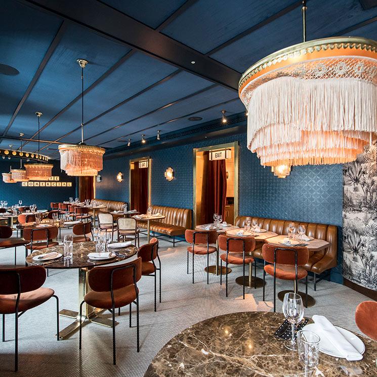 Café Comercial, platos castizos renovados en un espacio con mucha historia