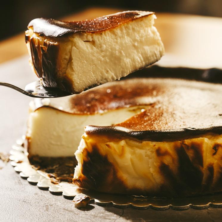 Aprende a preparar la tarta de queso declarada 'Sabor del Año'