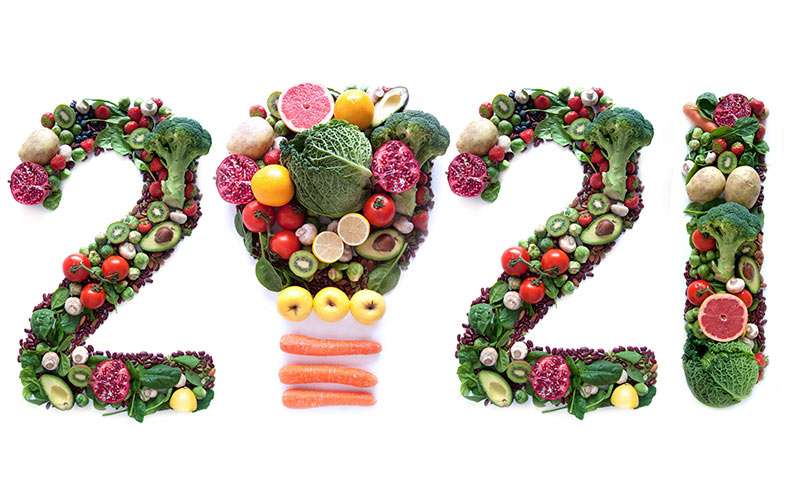 10 tendencias que marcarán el 2021 en gastronomía y alimentación