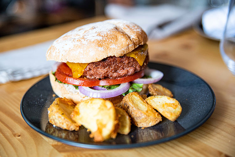 Heura-Burger
