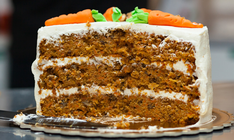 Pasión por la tarta de zanahoria: 7 recetas increíbles para hincarle el diente