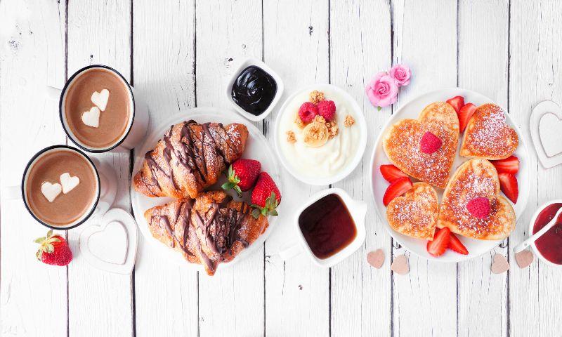 Celebra San Valentín en casa, pero que sea sorpresa y que sea 'gourmet'