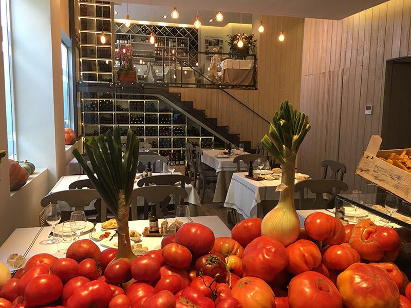 Qüenco de Pepa, el restaurante favorito de Ágatha Ruiz de la Prada