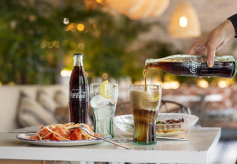 Guía de restaurantes para disfrutones de ¡HOLA! y Coca-Cola