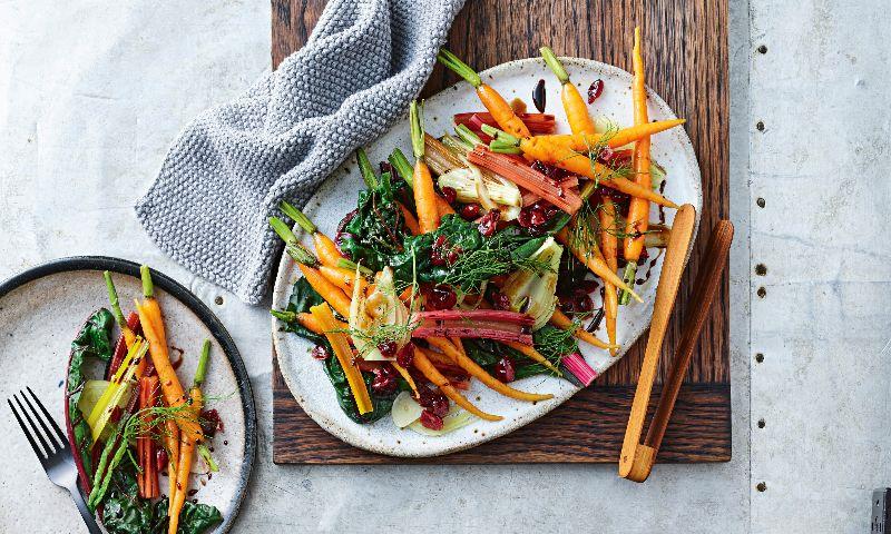Tres recetas con verduras en menos de 15 minutos