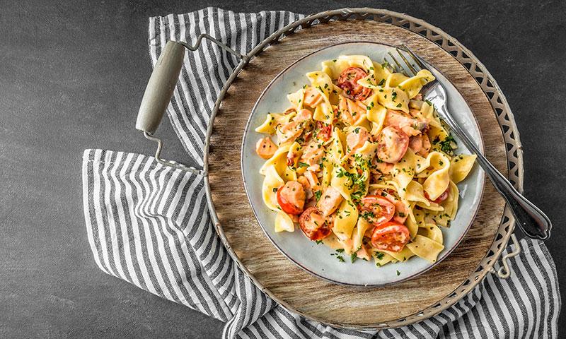 Disfruta del salmón con estas 10 recetas sanas y fáciles de preparar