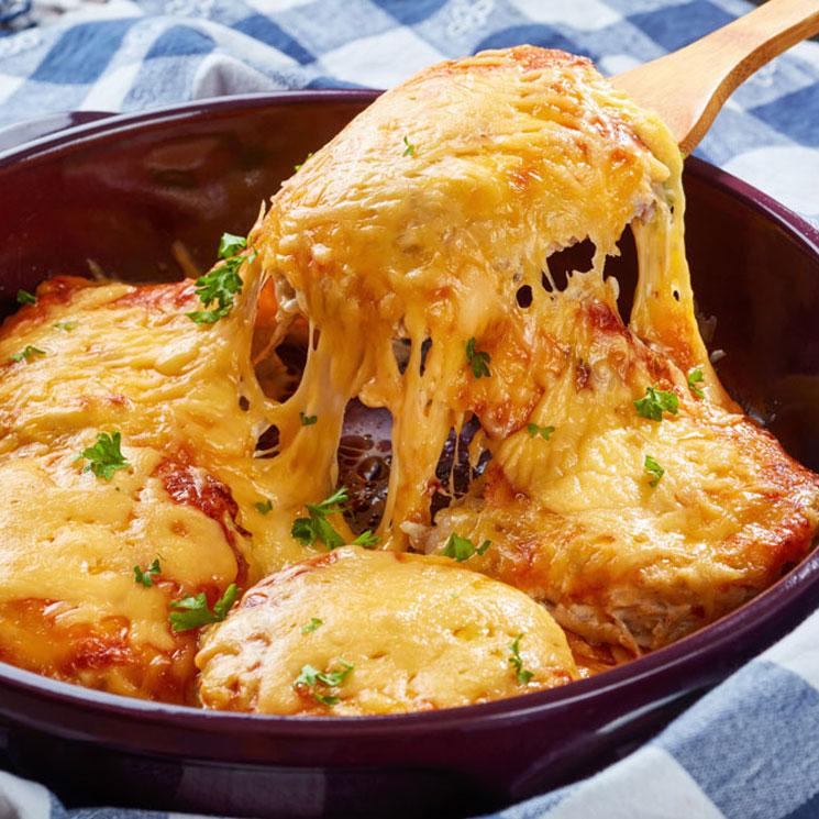 Irresistibles recetas para 'cheeselovers'