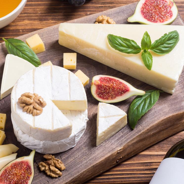 Así debe ser la tabla de quesos perfecta