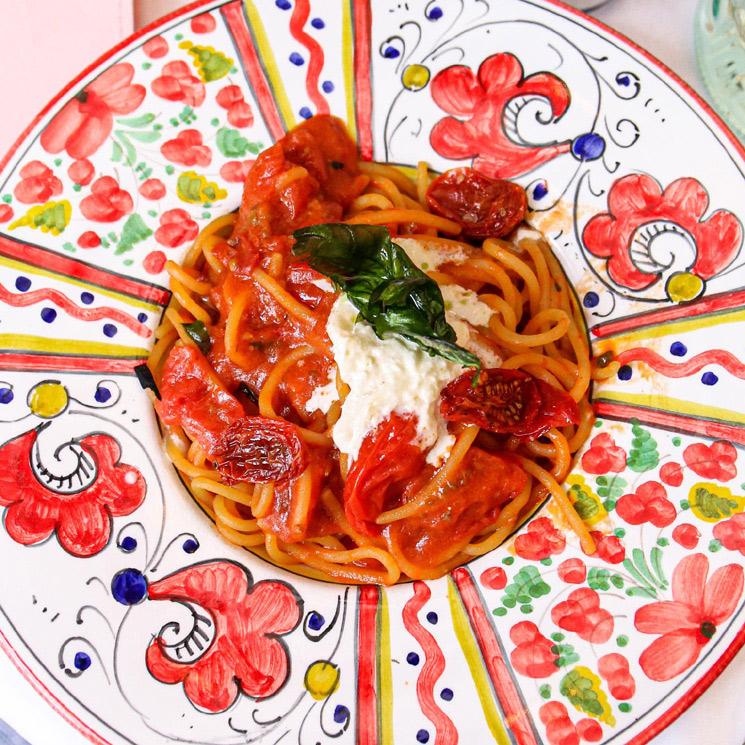 Así se hace la (sencillísima) salsa de tomate del restaurante italiano del que todos hablan