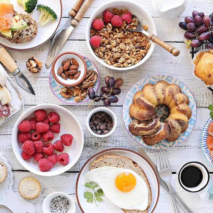 4 desayunos para 4 estilos de vida diferentes