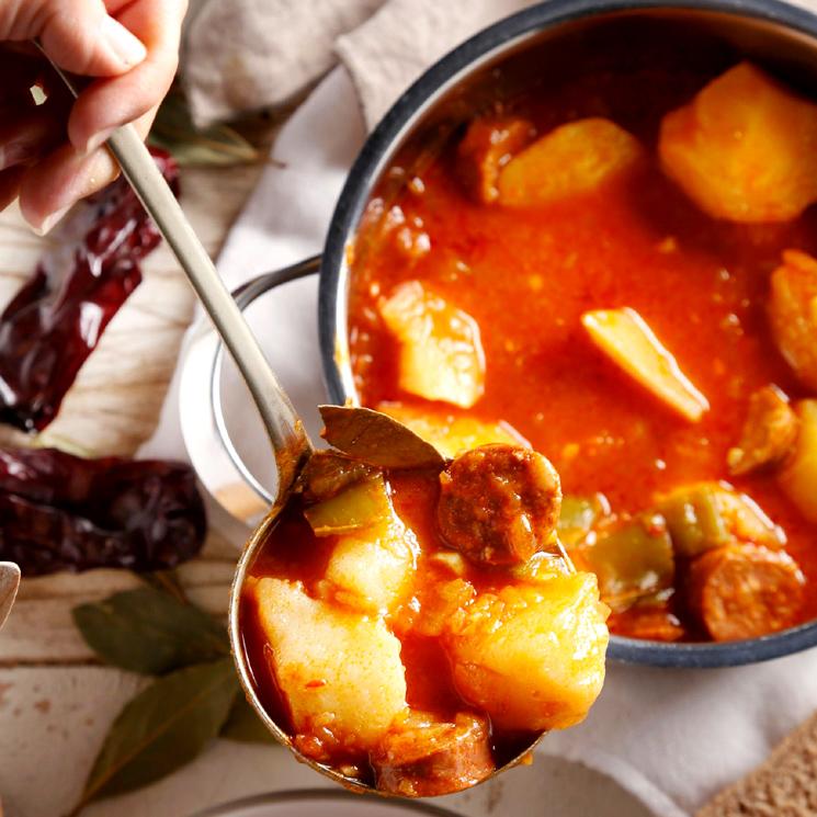 Con este ingrediente tus patatas a la riojana no tendrán competencia