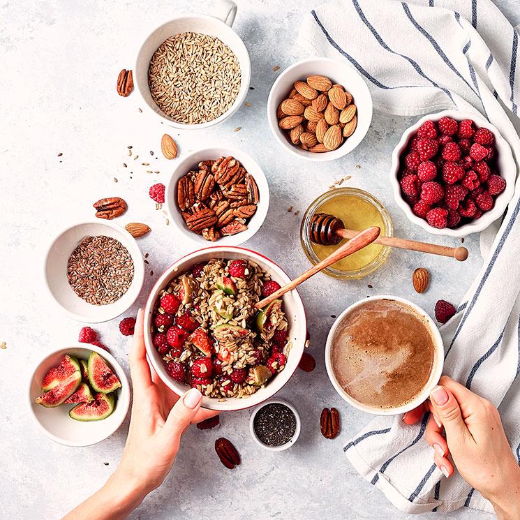 ¡Pura inyección de energía!: Los 'cinco magníficos' para un desayuno saludable
