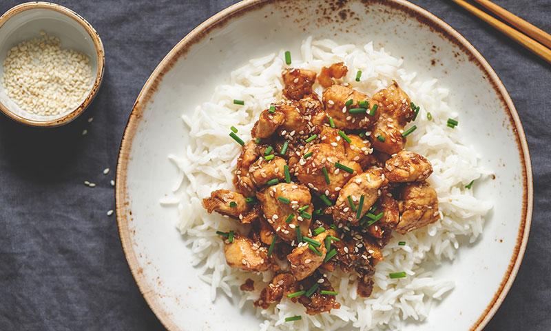 7 recetas con arroz para una cena perfecta y diferente