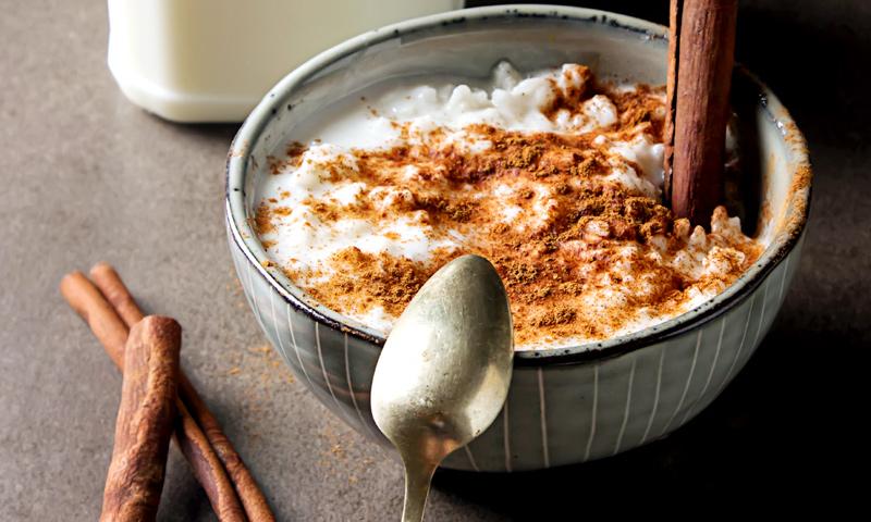 Palabra de experto: si sigues estos 'tips', tu arroz con leche… ¡creará adicción!