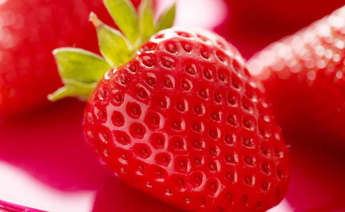 Potencia el sabor y aroma de las fresas con estos trucos