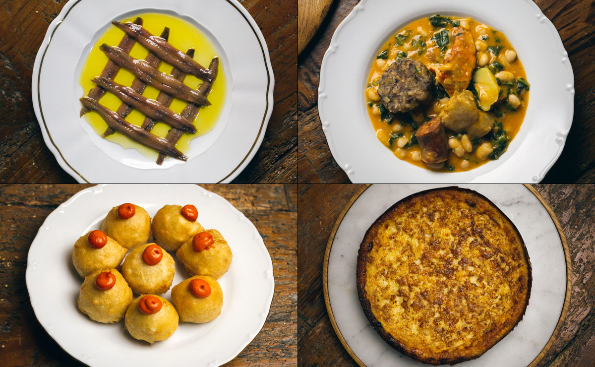 Quesada, cocido montañés… si te gusta la cocina cántabra, ¡morirás por este 'delivery'!