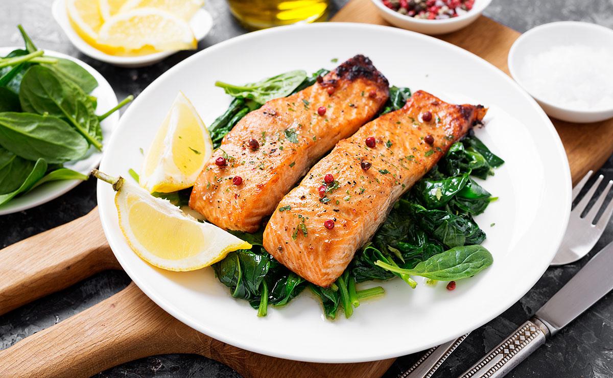 15 cenas ligeras con pescado listas en menos de media hora