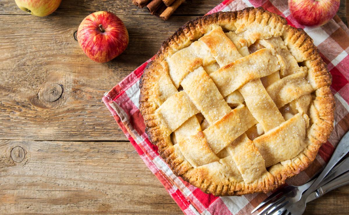 8 tartas de manzana fáciles y totalmente irresistibles
