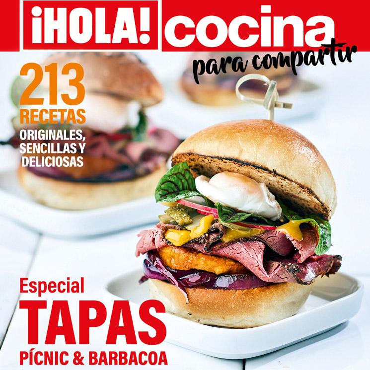 Ya está a la venta el nuevo número especial de ¡HOLA! Cocina