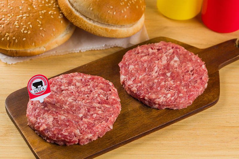 La mejor carne para barbacoas es de I.G.P. Carne de Ávila
