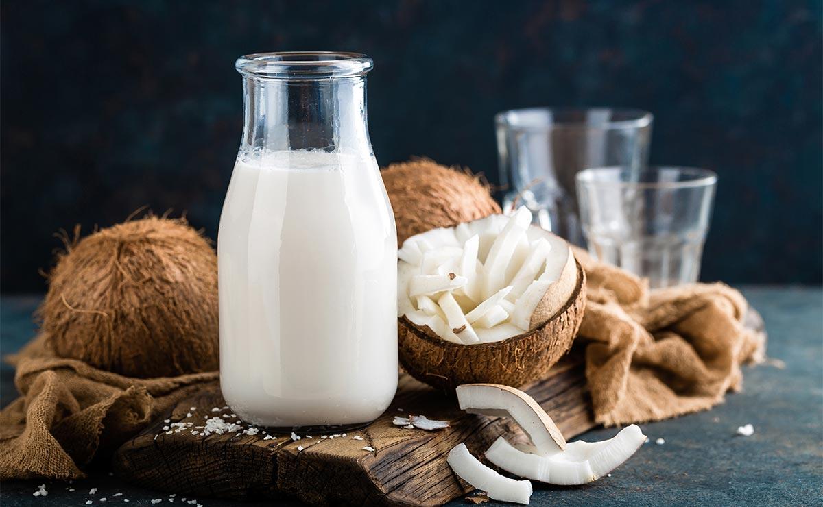 5 recetas para sacarle todo el partido a la leche de coco en la cocina